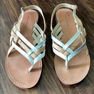 Diane Von Furstenberg Carley Woven Sandals 10